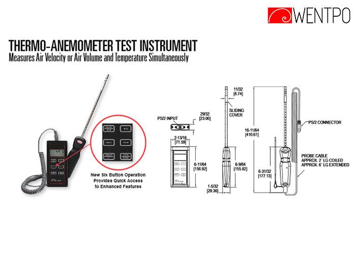 termo-anemometr