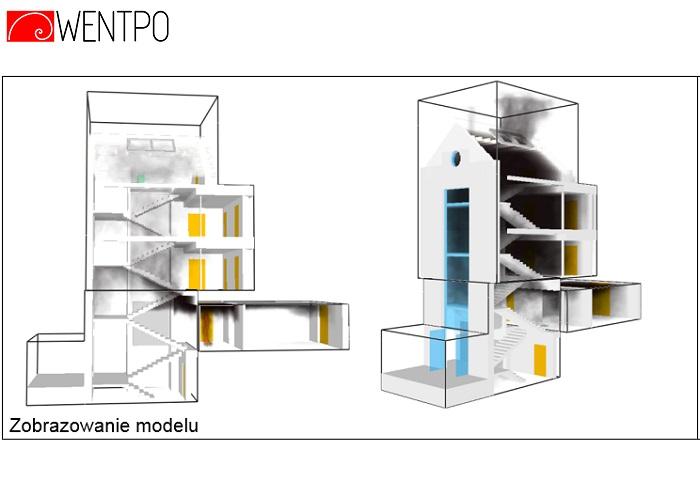 Helclów-model